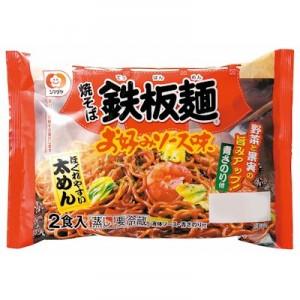61.シマダヤ_鉄板麺