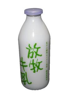 157.朝霧_放牧牛乳