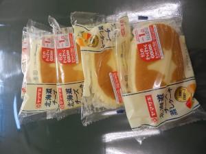 67.ヤマザキ製パン_北海道チーズ蒸しケーキ(12.11.16 YAN FA)