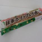 116.ヤマザキ製パン_抹茶ホイップ&小倉(13.2.15 YNA)