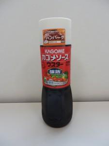 165.カゴメ kagome_カゴメソースウスター(2015.3.25)