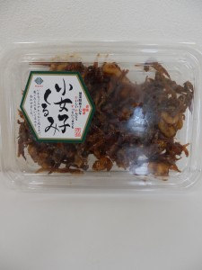 190.カネハツ食品_小女子くるみつくだ煮(13.7.9 4G60H80)