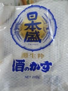 294.武庫食品_酒のかす(ロット不明)