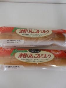 428.フジパン_津軽りんご&ミルク(15.02.28)