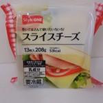 500.スタイルワン(明治)_スライスチーズ(16.09.02)