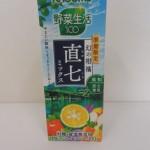 502.カゴメ_野菜生活100直七ミックス(15.12.31)