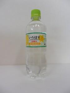 532.コカコーラ_いろはす炭酸水(えもん)(16.04.03)