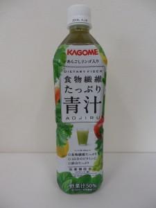 561.カゴメ_食物繊維たっぷり青汁(16.06.18)