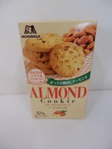 579.森永_アーモンドクッキー(16.09.11)