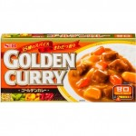 Testing Radiation Resul(Cesium) :SBFOODS-Golden Curry