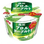 Testing Radiation Resul(Cesium) :Morinaganyuugyou-Aloe yogurt