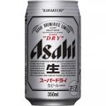 Testing Radiation Resul(Cesium) :Asahi Breweries-Asahi Super Dry