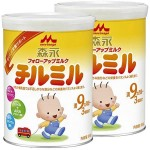 Testing Radiation Resul(Cesium) :Morinaga Milk-Follow up milk(Tirumiru)