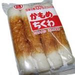Testing Radiation Resul(Cesium) :Maruyo Suisan-Kamometikuwa(Fishcake tube)