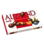 Testing Radiation Resul(Cesium) :Meiji-Chocolate in Almond