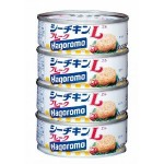 Testing Radiation Resul(Cesium) : Hagoromo Foods-flaked tuna