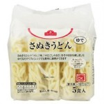 Testing Radiation Resul(Cesium) : Top value-Frozen Sanuki udon