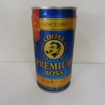 Measurement Radiation Result(Cesium) :SUNTORY-premium BOSS(coffee)