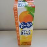 158.バヤリース(エルビー)_オレンジジュースチルドスタイル(13.4.15LS Lot. JD)