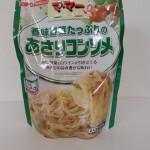 217.日清フーズ(ママー)_香味野菜たっぷりのあさりコンソメ(2014.5.30 1)